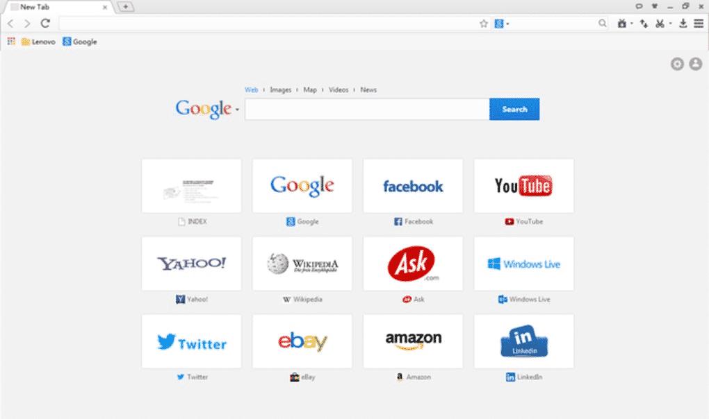 Baidu Browser for Windows