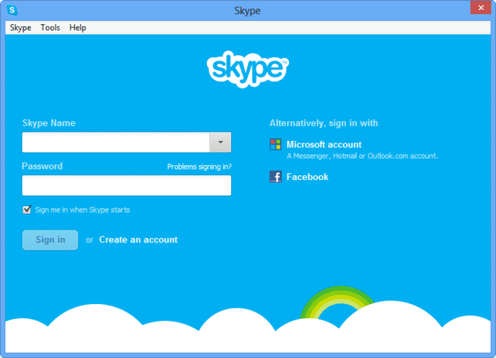Download Free Skype for PC Windows (10/7/8), 32bits/64bits