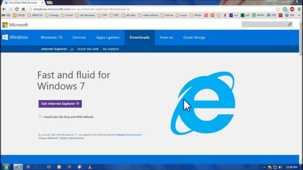 Internet-Explorer-free-download