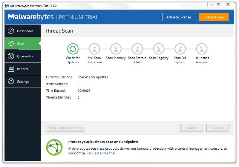 Malwarebytes for PC