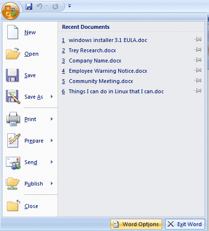 Microsoft Office 2007 Download