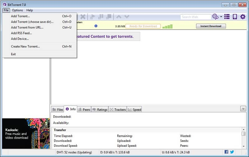 bittorrent-download