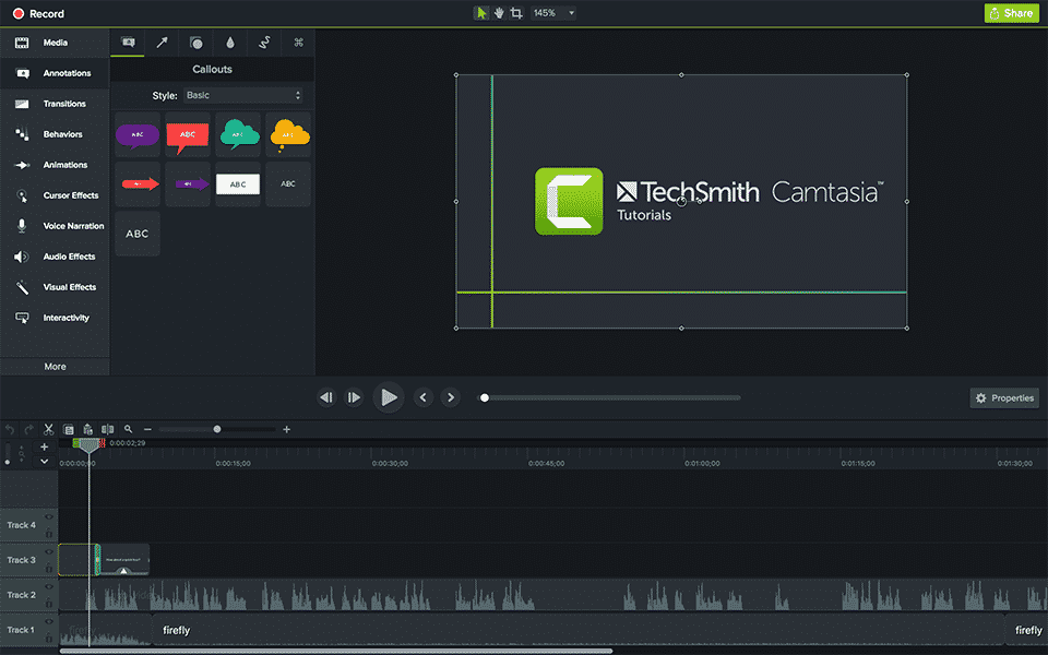 Camtasia for PC