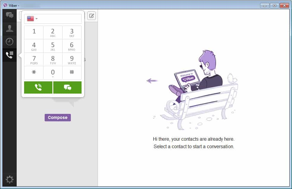 Viber for PC Desktop