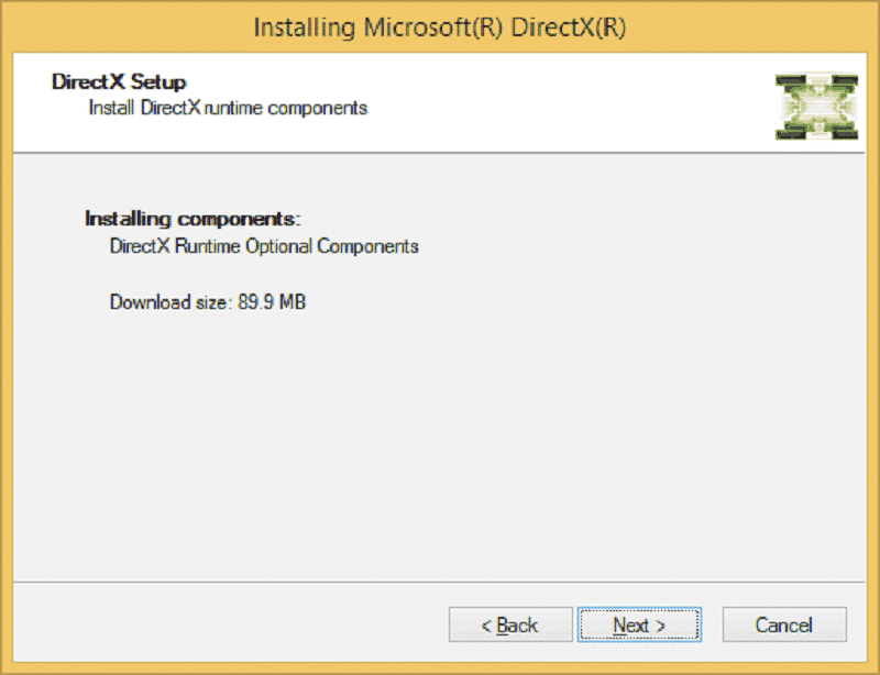 DirectX-Runtime-Components