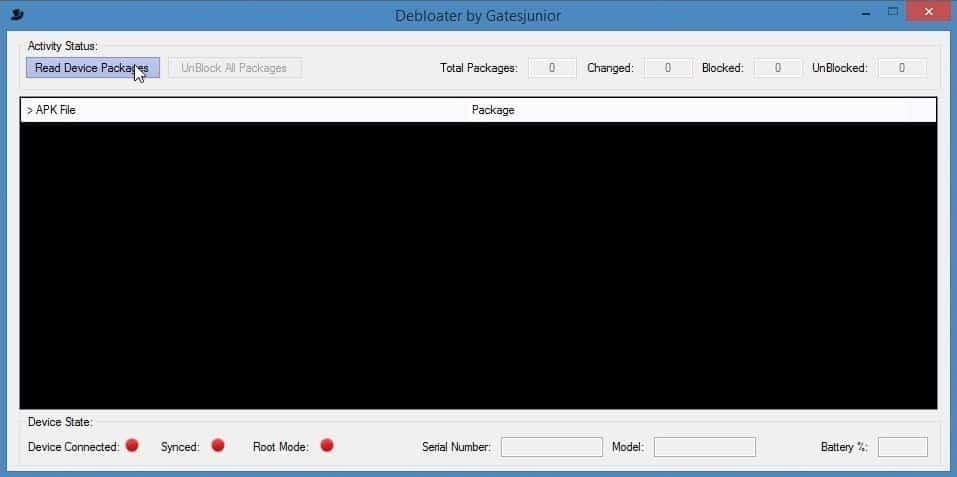 Debloater-download