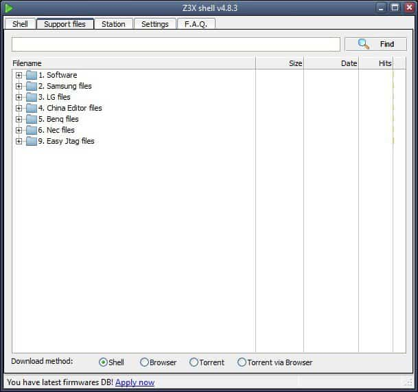 z3x-shell-download