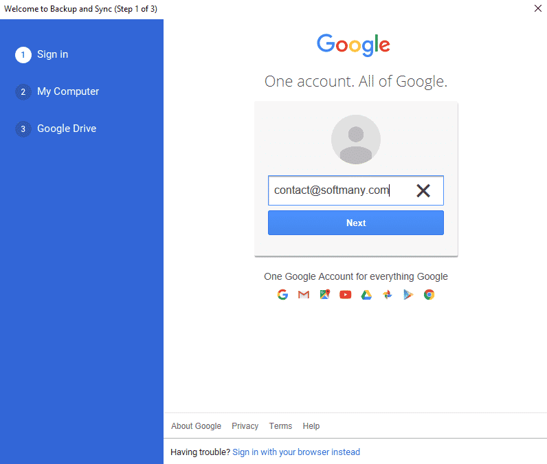 Google-Drive-Download