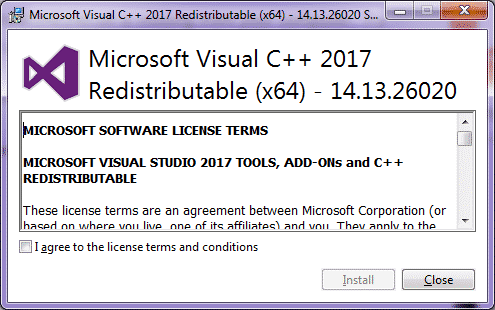 Microsoft-Visual-C-Redistributable-Package-2019