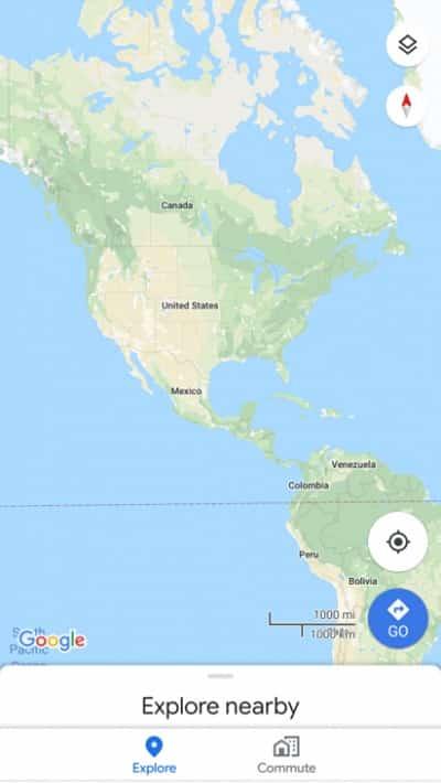 maps-free