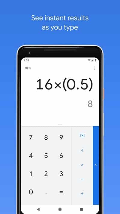 Calculator-Android-Download
