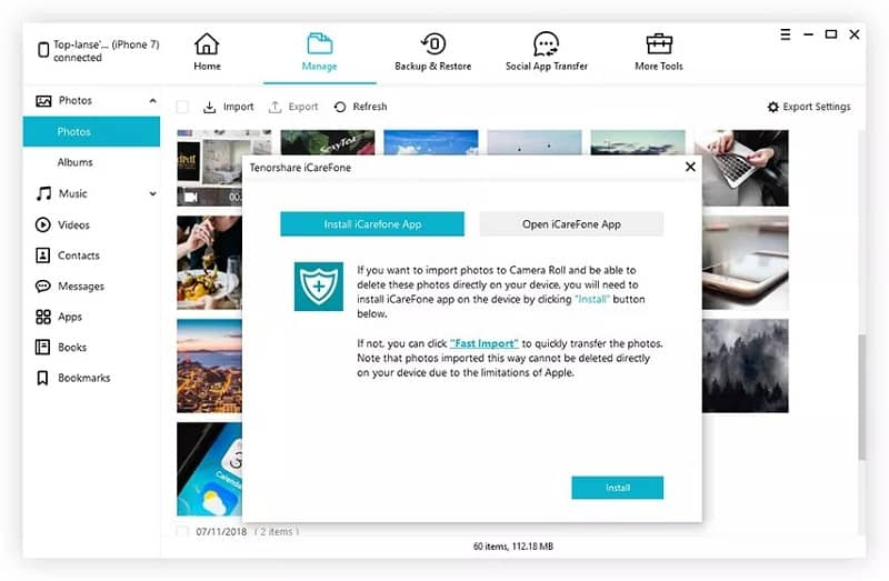 Tenorshare-iCareFone-Free