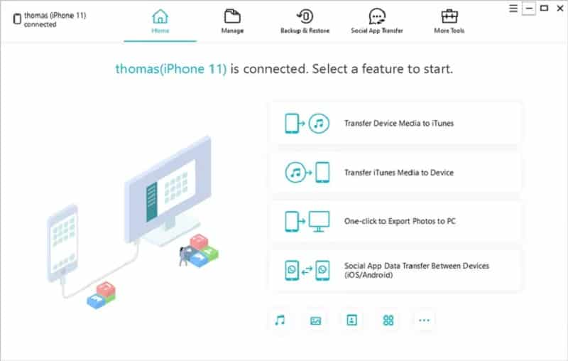 Tenorshare-iCareFone-PC